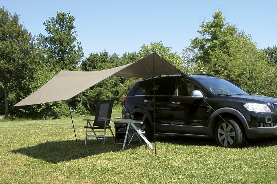 DIY Tarp Awning: Tips and Tricks