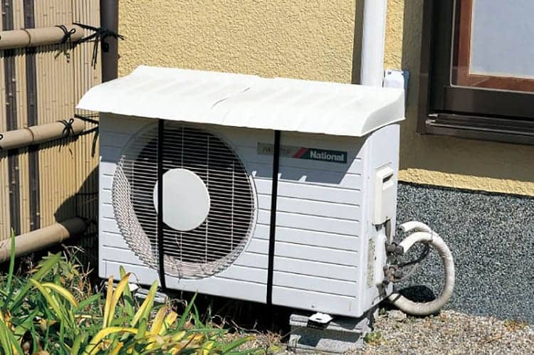 Protecting Your Air Conditioner Fan and Compressor