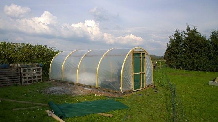 How Long do Greenhouse Tarps Last?
