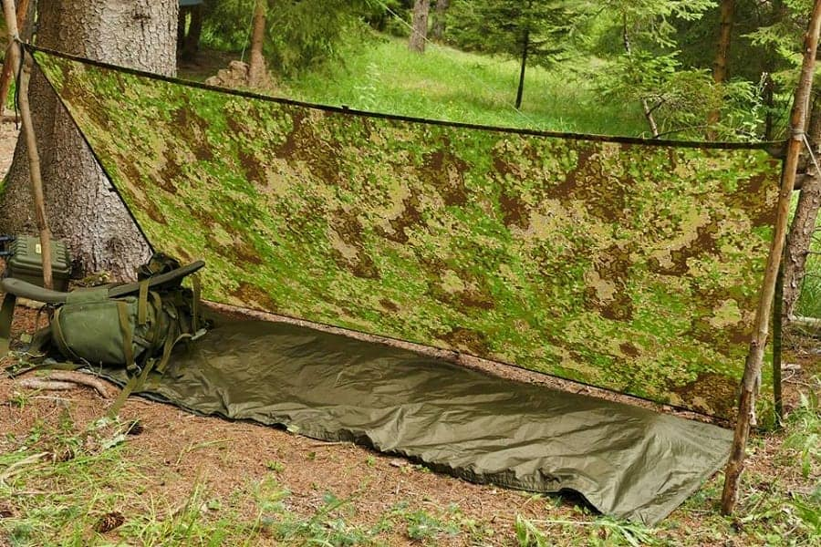 Camo Tarp: Why do You Need One