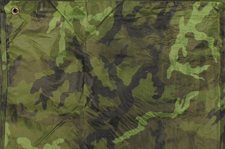 Is It Legal to use Camo Tarps?