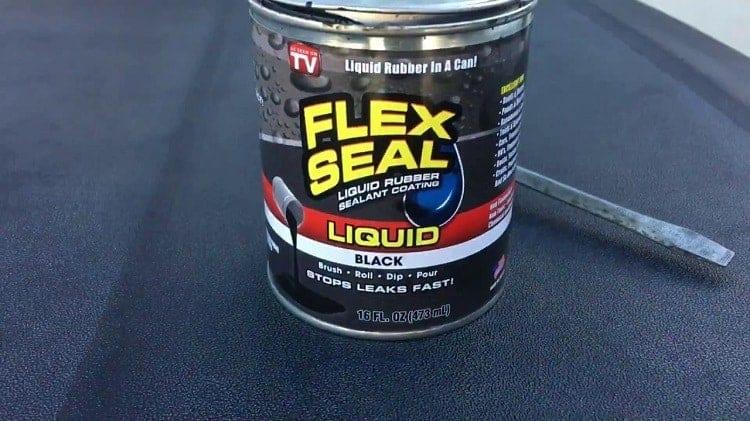 Does Flex Seal Work on Tarps?