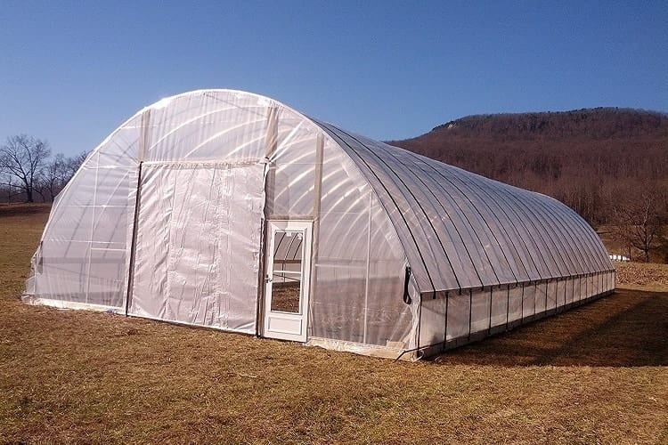 What Kind of Tarps Are Used in Greenhouses?
