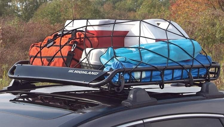 Roof Rack Security