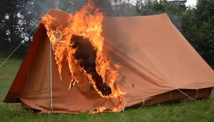Are Tarps Flammable?