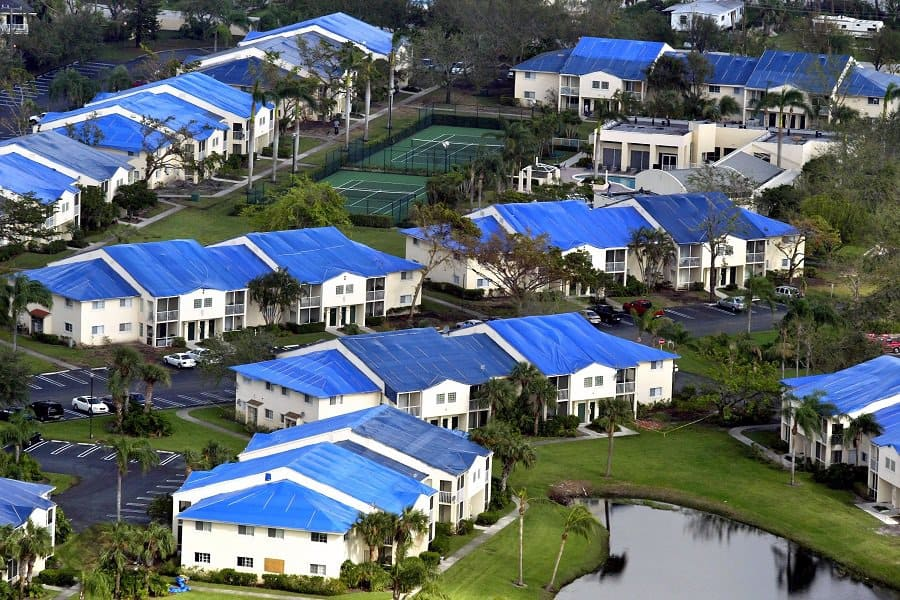 Hurricane Tarps: How to Use Them