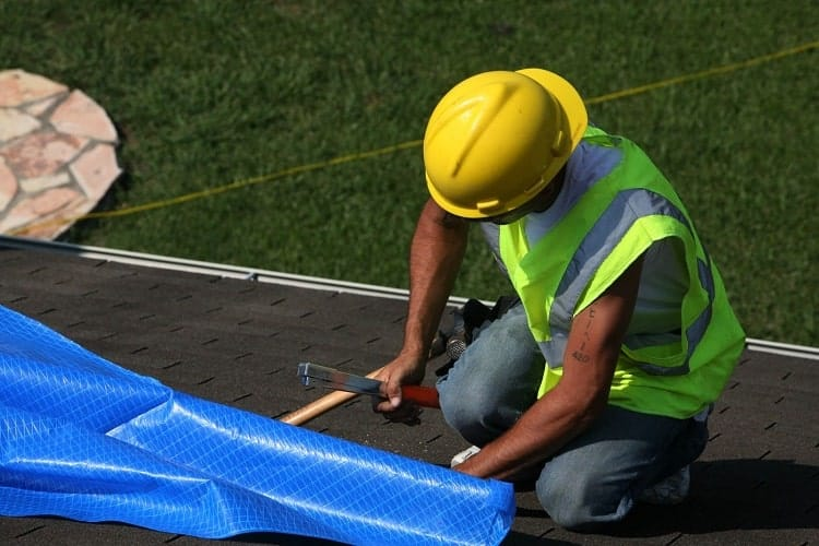 Do Insurance Companies Cover the Cost of Tarping Your Roof?